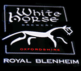 White Horse - Royal Blenheim logo