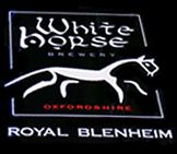 White Horse - Royal Blenheim logo